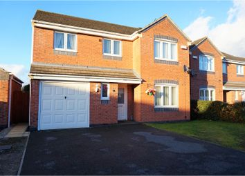 Thumbnail 4 bed detached house for sale in Lindley Avenue, Sutton-In-Ashfield