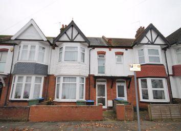 Thumbnail 3 bed terraced house to rent in Rosebank Avenue, Sudbury Hill, Harrow