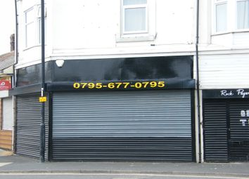 Thumbnail Retail premises to let in Mainsforth Terrace West, Sunderland