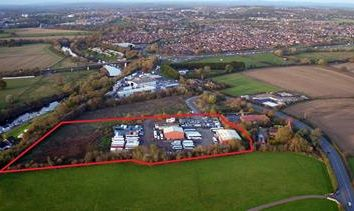 Thumbnail Commercial property for sale in Land Off Bath Road, Worcester, Worcestershire
