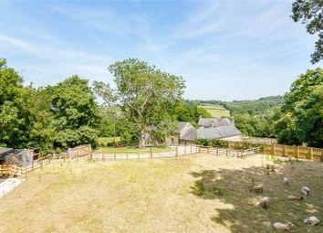 Thumbnail 4 bedroom barn conversion for sale in Spreyton, Crediton, Devon