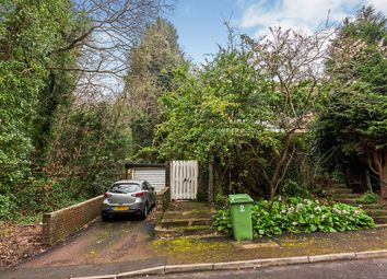 Thumbnail 3 bed end terrace house for sale in Peckarmans Wood, London