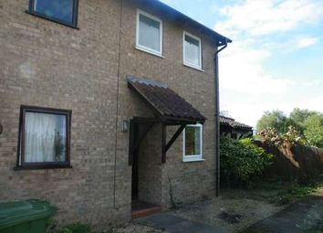 Thumbnail 2 bed terraced house to rent in Rasen Court, Eastfield, Peterborough
