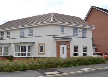 Thumbnail 3 bed semi-detached house for sale in Amelia Crescent, Binley, Coventry, West Midlands
