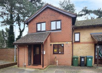 Thumbnail 2 bedroom end terrace house for sale in Deakin Close, Watford, Hertfordshire