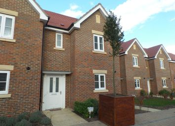 Thumbnail 3 bed semi-detached house to rent in Jellicoe Drive, Sarisbury Green, Southampton