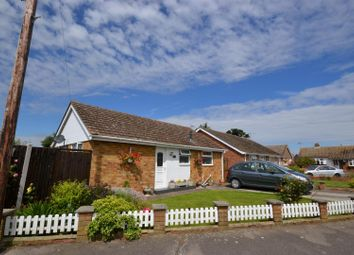 Thumbnail 2 bed detached bungalow for sale in Leys Drive, Little Clacton, Clacton-On-Sea