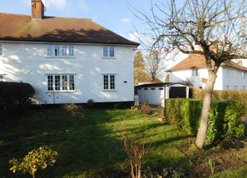 Thumbnail 3 bed semi-detached house for sale in Lytton Avenue, Letchworth Garden City
