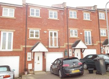 Thumbnail 4 bed terraced house to rent in Braunston Close, Northampton