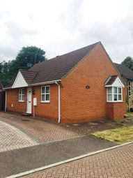 Thumbnail 2 bed bungalow to rent in Michaelhouse Way, Stanton, Bury St. Edmunds