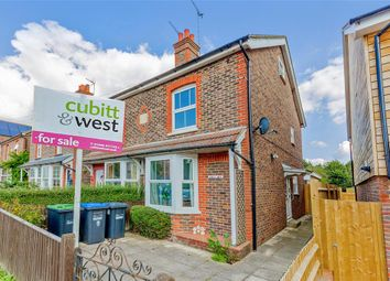 Thumbnail 3 bed semi-detached house for sale in Brighton Road, Handcross, Haywards Heath, West Sussex