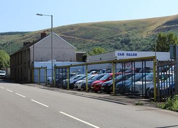 Thumbnail Commercial property for sale in Afan Valley Cars, Cwmavon Road, Port Talbot, West Glamorgan