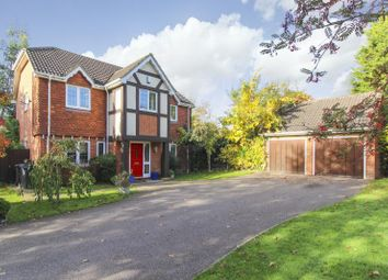 Thumbnail 5 bed property for sale in Old School Close, Sturry Hill, Sturry, Canterbury