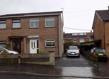 Thumbnail 3 bed semi-detached house to rent in Skyline Drive, Lisburn