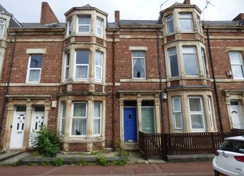 Thumbnail 4 bed maisonette to rent in Prince Consort Road, Gateshead
