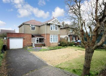 Thumbnail 3 bed detached house for sale in Cricklade Road, Swindon, Swindon