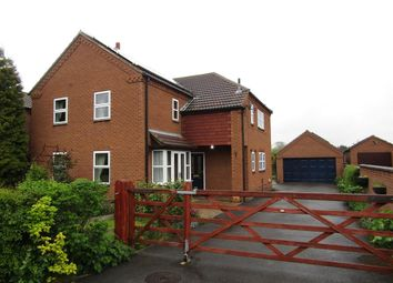 Thumbnail 4 bedroom detached house for sale in The Paddocks, Willingham By Stow, Gainsborough