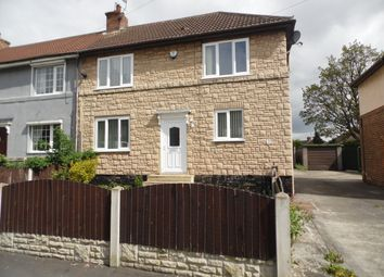 Thumbnail 3 bed semi-detached house to rent in Grange Road, Woodlands, Doncaster