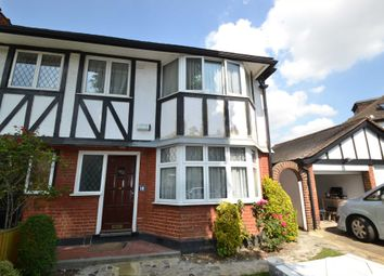 Thumbnail 3 bed end terrace house to rent in Tudor Gardens, London