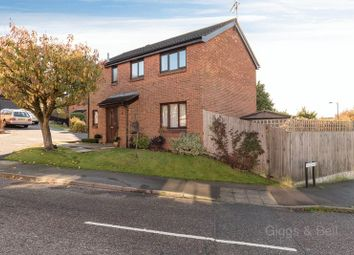 Thumbnail 4 bedroom detached house for sale in Polegate, Luton