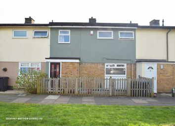 Thumbnail 3 bed terraced house for sale in The Downs, Harlow, Essex
