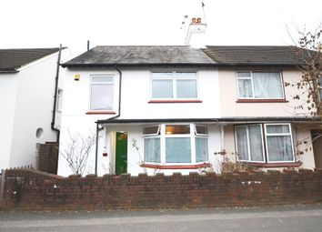 Thumbnail 3 bed semi-detached house for sale in Elm Grove Road, Farnborough, Hampshire