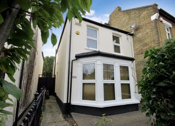 Thumbnail 3 bed terraced house to rent in Victoria Road, South Woodford, London