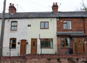 Thumbnail 2 bed terraced house for sale in Wilden Lane, Stourport-On-Severn