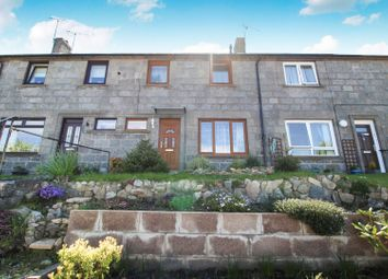 Thumbnail 2 bed terraced house for sale in Tollohill Drive, Aberdeen