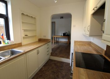 Thumbnail 2 bedroom end terrace house to rent in Camden Road, Ipswich
