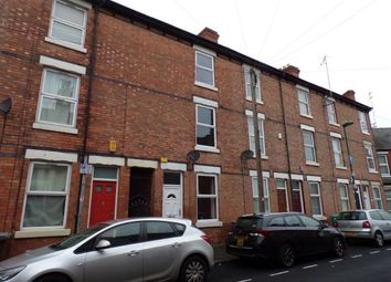 Thumbnail 3 bed terraced house for sale in Osborne Street, Radford, Nottingham