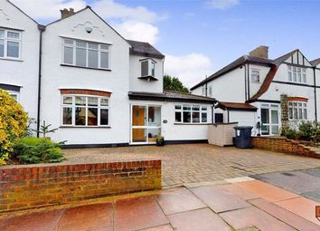 Thumbnail 4 bed semi-detached house for sale in Croft Avenue, West Wickham