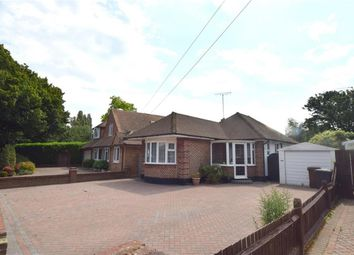 Thumbnail 2 bed detached bungalow to rent in Salisbury Road, Worcester Park