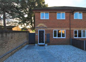 Thumbnail 3 bed semi-detached house for sale in Grasmere Close, Bordon