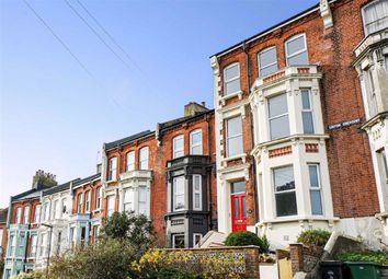 Thumbnail 4 bed terraced house for sale in Linton Crescent, Hastings, East Sussex