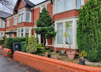 Thumbnail 4 bedroom shared accommodation to rent in Marlborough Road, Roath, Cardiff