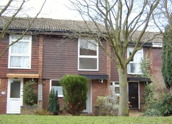 Thumbnail 2 bed terraced house to rent in Howard Drive, Letchworth Garden City