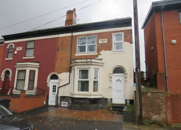 Thumbnail 5 bed end terrace house for sale in Pear Tree Street, Pear Tree, Derby