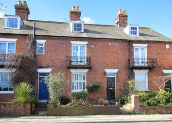 Thumbnail 3 bed terraced house for sale in Gosport Street, Lymington, Hampshire