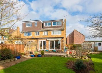 Thumbnail 4 bed semi-detached house for sale in Colston Crescent, Goffs Oak, Waltham Cross, Hertfordshire