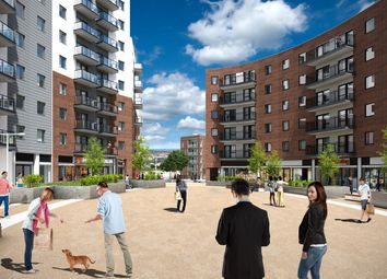 Thumbnail 1 bed flat to rent in Anson Place, John Thornycroft Road, Southampton, Hampshire