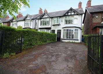 3 bed semi-detached house for sale in Harboro Road, Sale, Cheshire M33