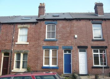 Thumbnail 3 bedroom terraced house to rent in Murray Road, Greystones, Sheffield
