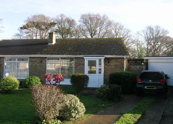 Thumbnail Semi-detached bungalow for sale in Dymchurch Close, Polegate