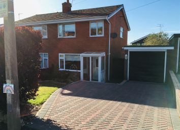 3 bed semi-detached house for sale in St. Andrews Road, Colwyn Heights, Colwyn Bay LL29