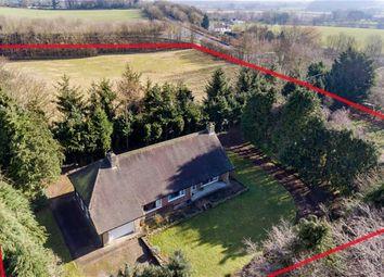 Thumbnail 3 bedroom detached bungalow for sale in Station Road, Piercebridge, County Durham