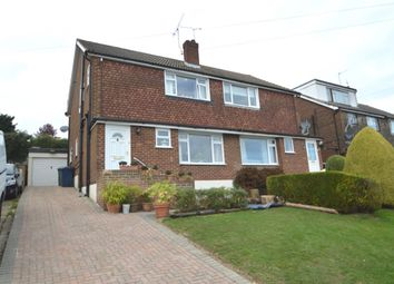 Thumbnail 3 bed semi-detached house for sale in Mayhew Crescent, High Wycombe