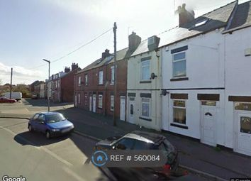 Thumbnail 3 bed terraced house to rent in Edward St, Barnsley