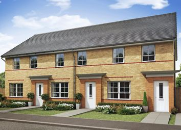 "Thumbnail 3 bed semi-detached house for sale in ""Maidstone"" at Barff Lane, Brayton, Selby"