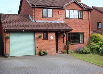 Thumbnail 3 bed detached house for sale in Badgers Hollow, Checkley, Stoke On Trent